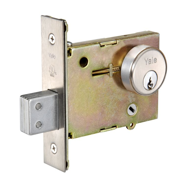 350 Series Mortise Deadlocks Assa Abloy