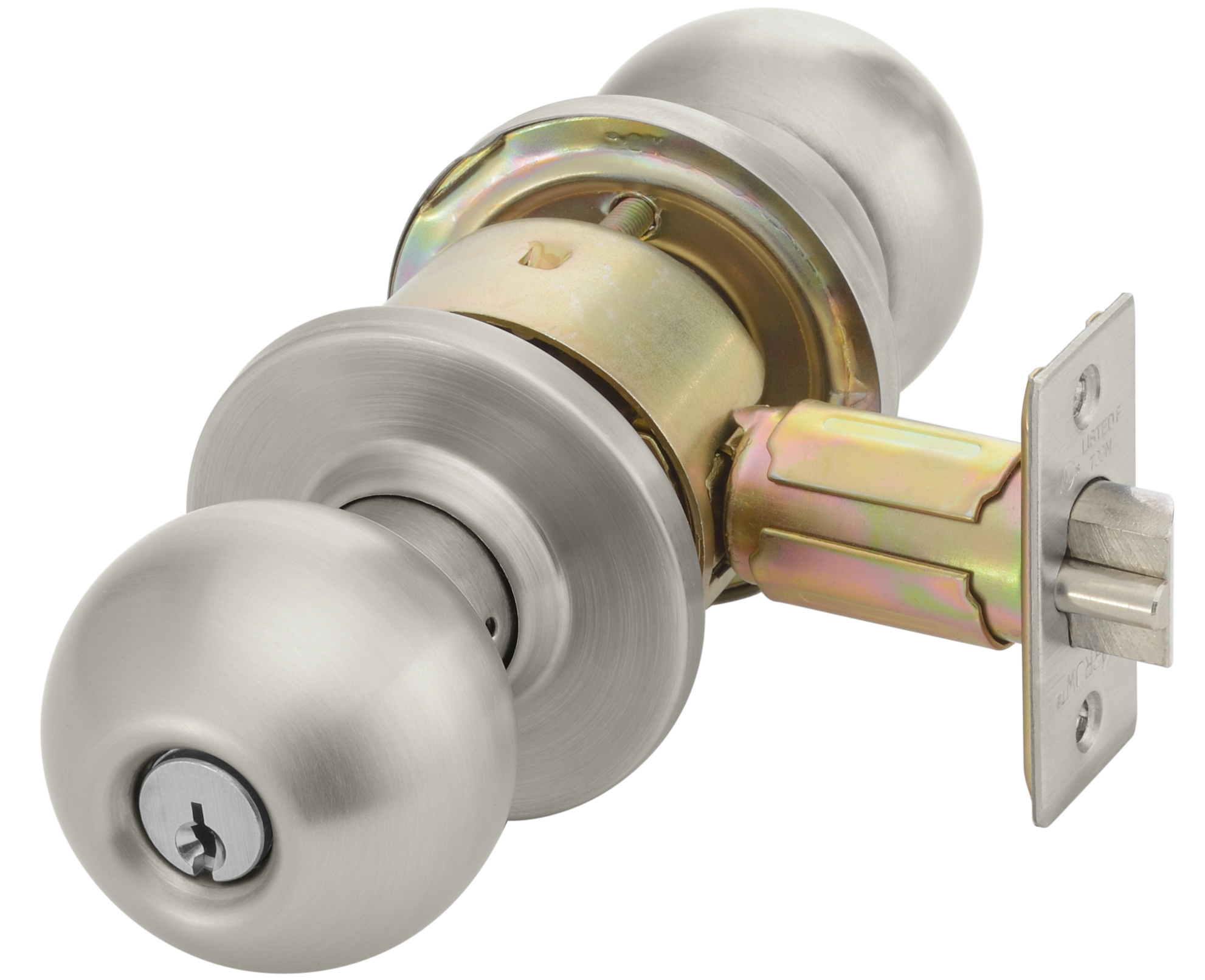 4600 Series Knob Locks Assa Abloy