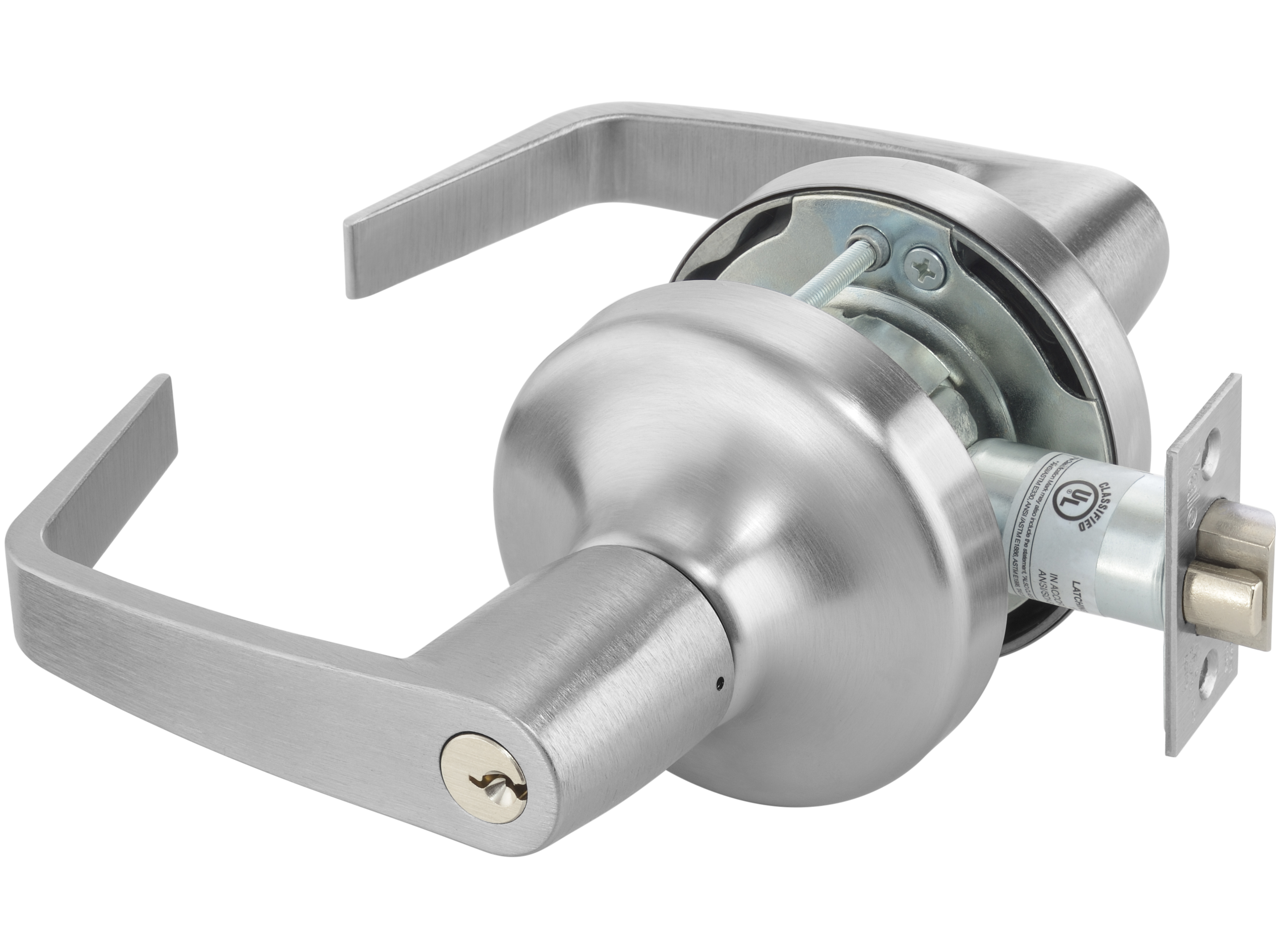 4700ln Series Lever Locks Assa Abloy