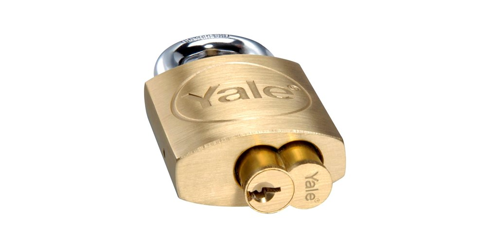 Made Of High Strength Steel, Yale Padlocks Are Rust Resistant And  Well Suited To Any Interior Or Exterior ...