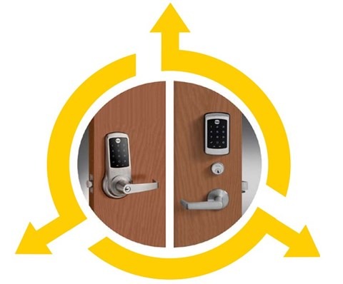 nexTouch Commercial Keyless Door Lock | Yale Locks - ASSA ABLOY